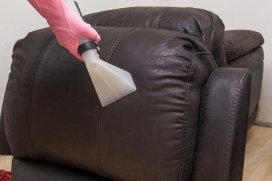 Restoring leather couch in Brisbane