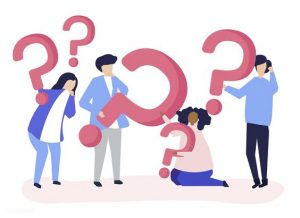 Frequently Asked Question Illustration