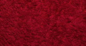 red-carpet-texture close up - carpet dyeing